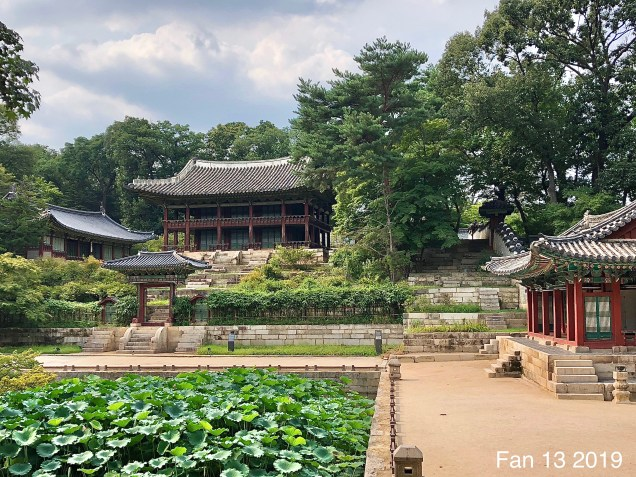 Changdeokgung Palace. Photos by Fan 13, www.jungilwoodelights.com. 2019 23
