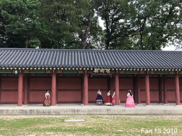 Changdeokgung Palace. Photos by Fan 13, www.jungilwoodelights.com. 2019 50