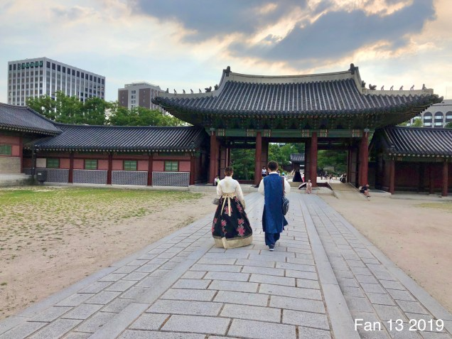Changdeokgung Palace. Photos by Fan 13, www.jungilwoodelights.com. 2019 51
