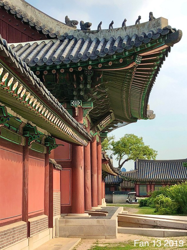 Changdeokgung Palace. Photos by Fan 13, www.jungilwoodelights.com. 2019 54