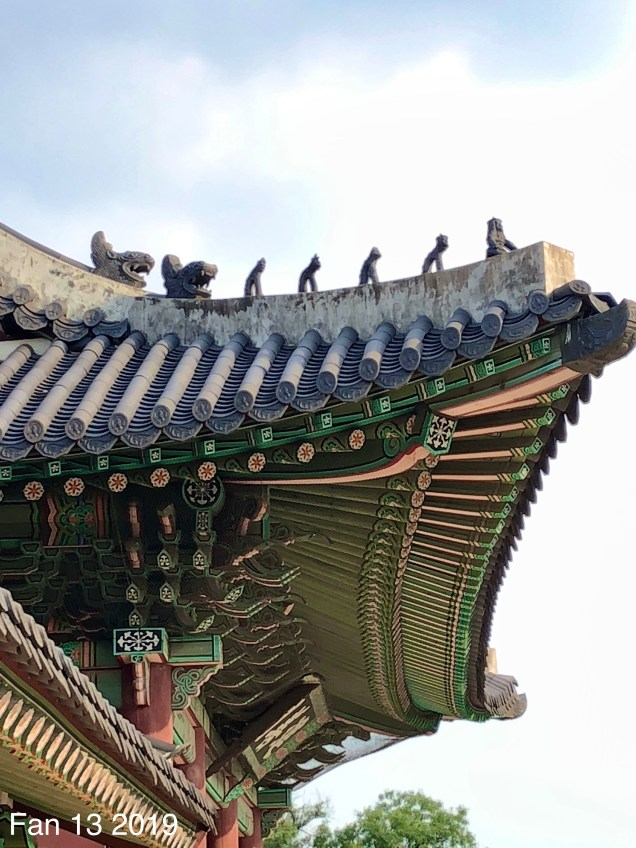 Changdeokgung Palace. Photos by Fan 13, www.jungilwoodelights.com. 2019 55