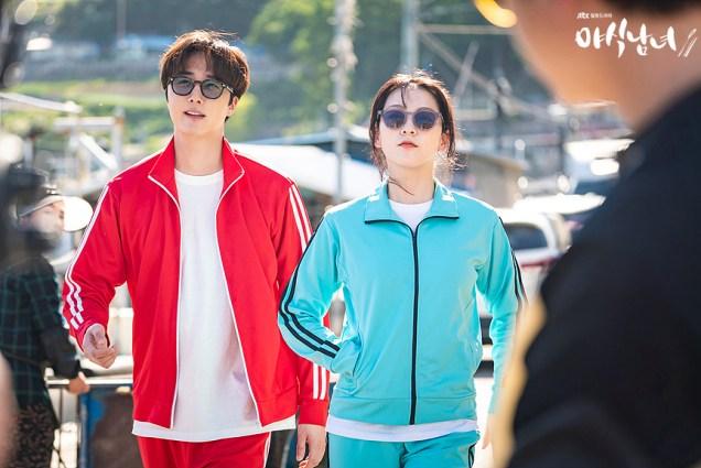 Jung Il woo in Sweet Munchies Episode 5. JTBC Stills. 1