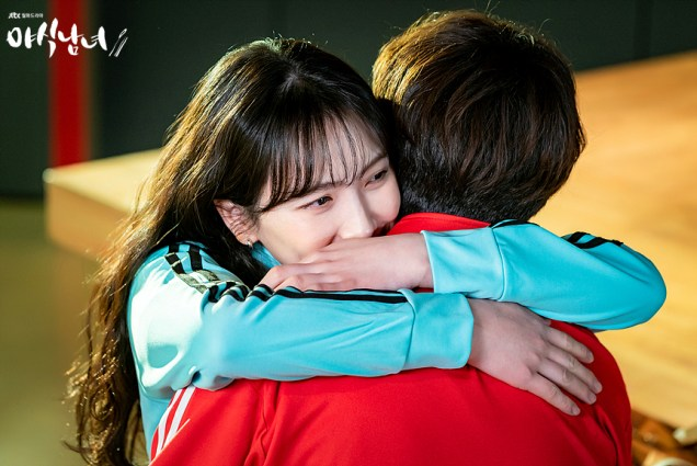 Jung Il woo in Sweet Munchies Episode 5. JTBC Stills. 8