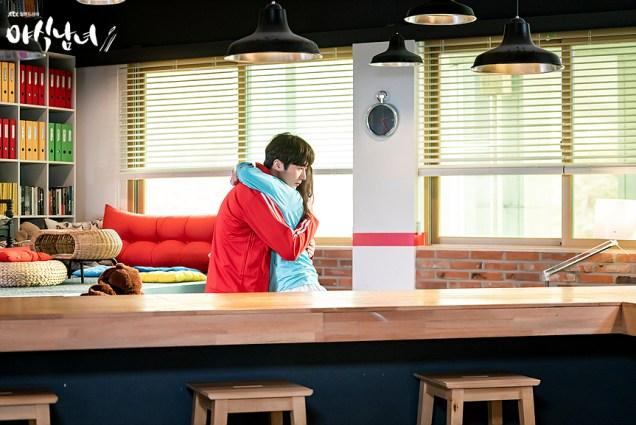Jung Il woo in Sweet Munchies Episode 5. JTBC Stills. 9