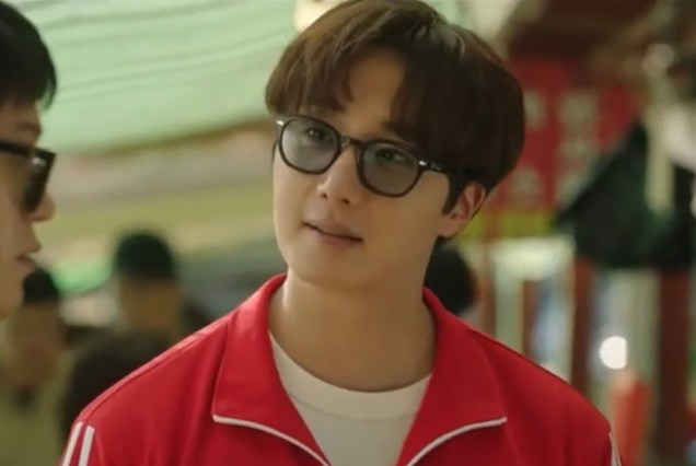 Jung il woo in Sweet Munchies Episode 5. My Screen Captures. Cr. JTBC, edited by Fan 13. 39