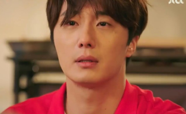 My Favorite Screen Captures of Jung il woo in Sweet Munchies Episode 5. Cr. JTBC, edited by Fan 13. 7