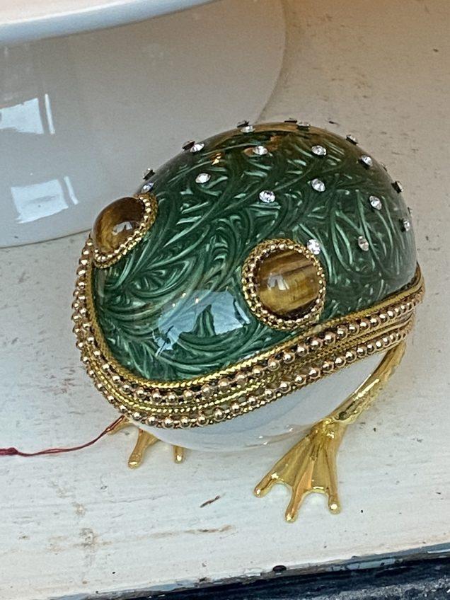2020 1 29 2 JIW's Fan 13 Frog Encounter.
