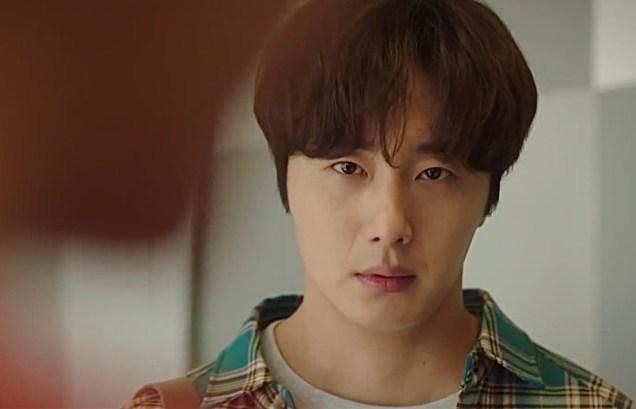 2020 6 29 Jung Il Woo in Sweet Munchies Episode 11. Screen Captures. Cr. JTBC. Taken by Fan 13. 48