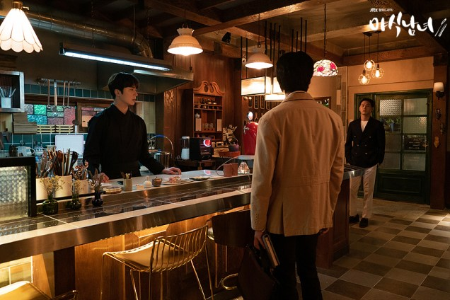 Jung Il woo in Sweet Munchies Episode 12. JTBC Stills 2