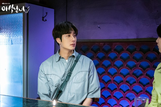 Jung Il woo in Sweet Munchies Episode 12. JTBC Stills 6
