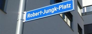 JBZ, since 2015 located at Robert-Jungk-Platz (Robert-Jungk Square) 1 / Strubergasse 18