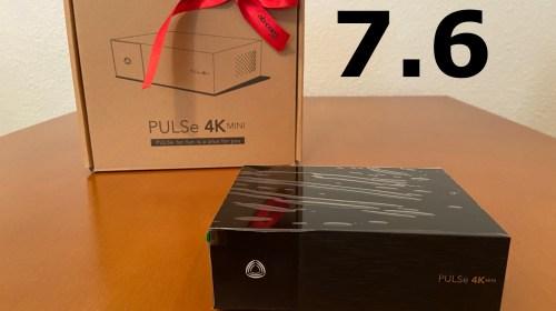 AB Pulse mini 4K