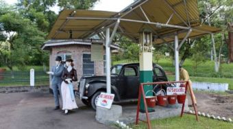 The Centenary Oil Museum at Digboi Oil town