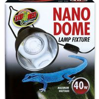 Single Nano Dome light fixture