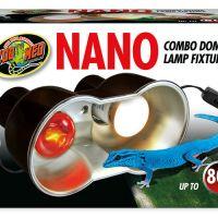 Nano Combo Dome dual lamp
