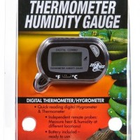 Digital Thermometer and Humidity Gauge
