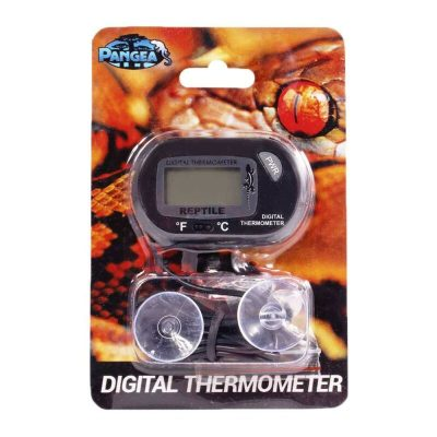 reptile, amphibian and fish digital thermometer
