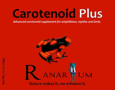 Carotenoid Plus from Ranarium available in Canada