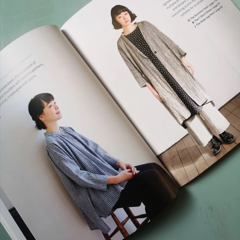 New Book: Nani Iro Sewing Studio
