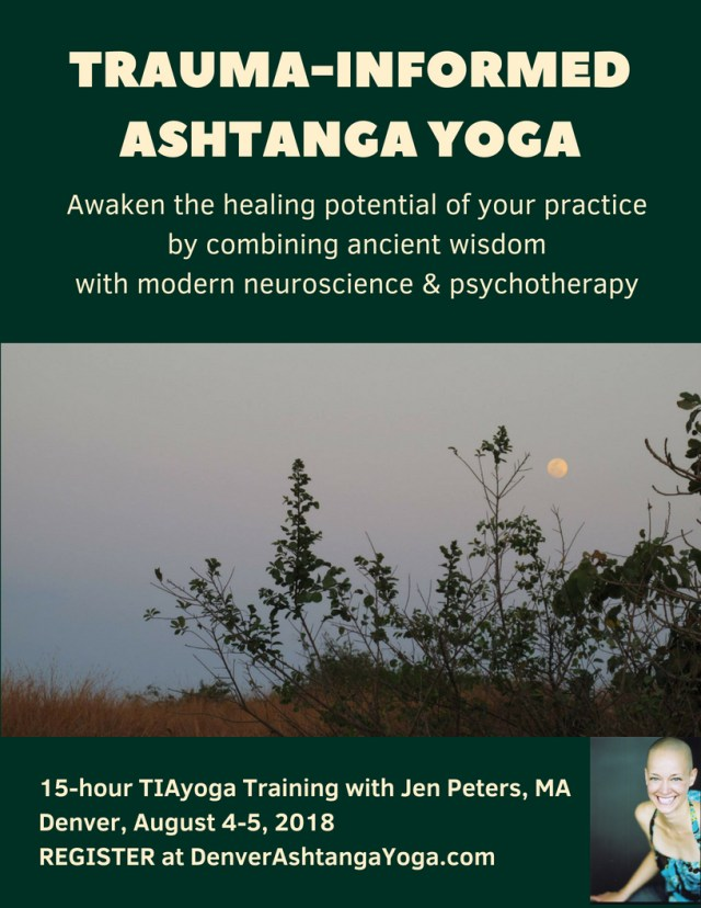 TIAyoga Intro Weekend Denver 2018 (Brochure1)