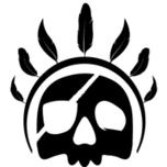 Jungle Pirate Blog Skull Logo apple-icon-152x152