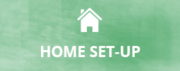 Home Set Up Button