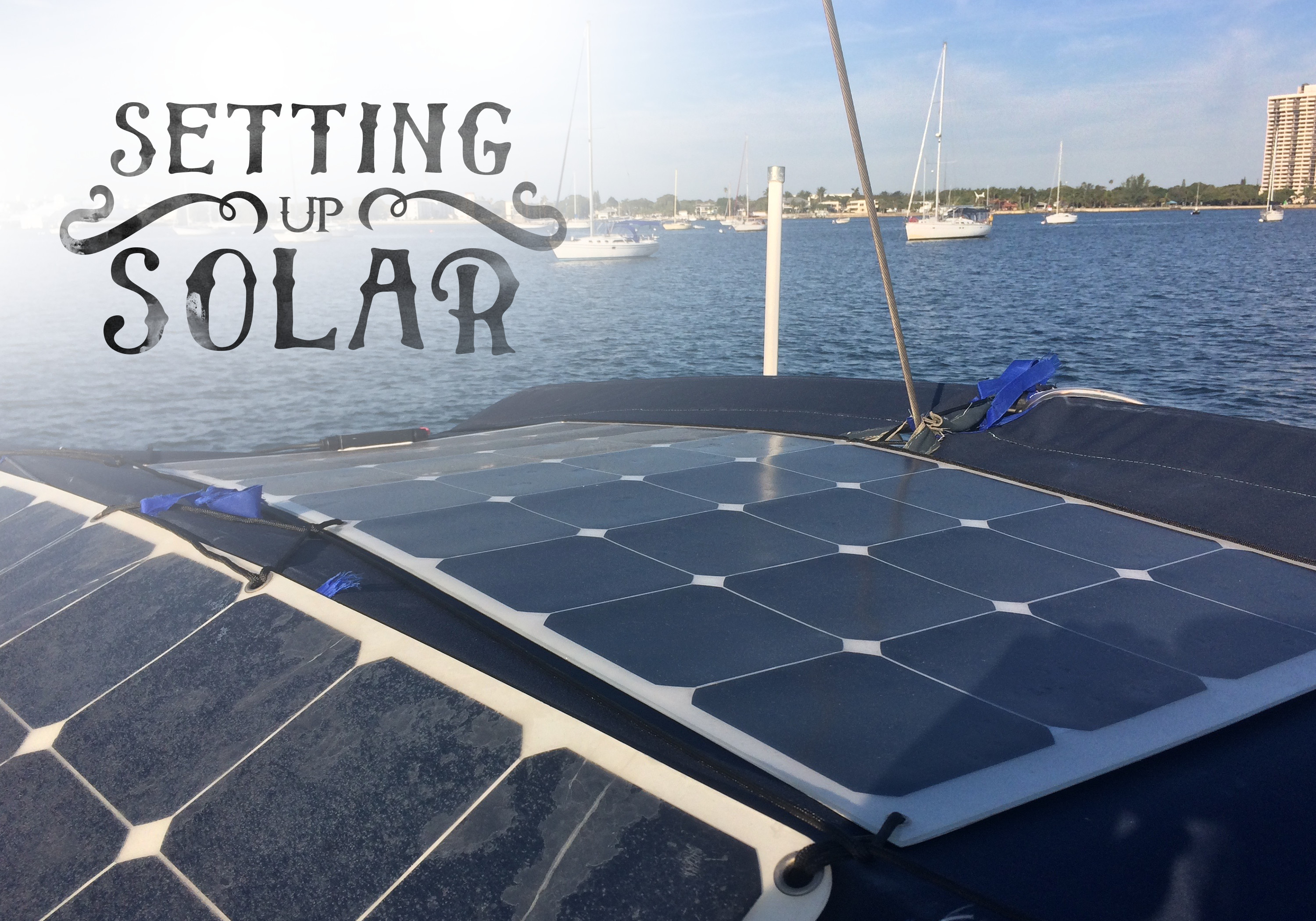Astounding Setting Up Solar Panels On Boat Rv Or Off The Grid Living Wiring Cloud Philuggs Outletorg