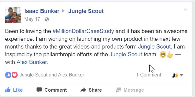 亚马逊选品工具卖家真实好评_Jungle Scout
