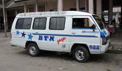 Minibus BTN