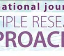The International Journal of Multiple Research Approaches is commissioning a special issue on Depth Psychological Research Methods