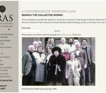 ARAS has now placed on line a concordance to Jung's Collected Works