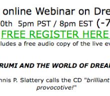 Free Dream Webinar