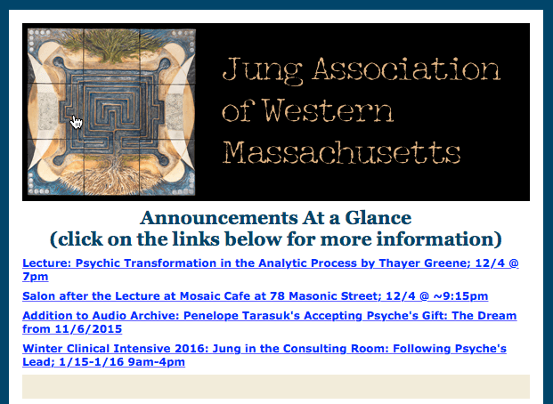Jung association