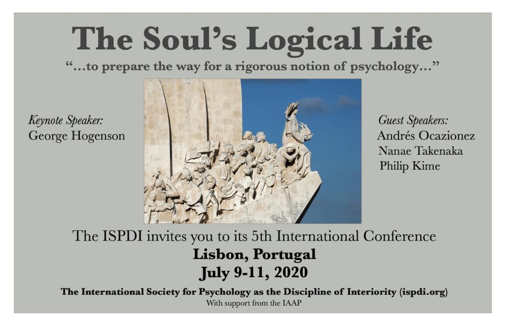 Soul's Logical Life Conference, Lisbon
