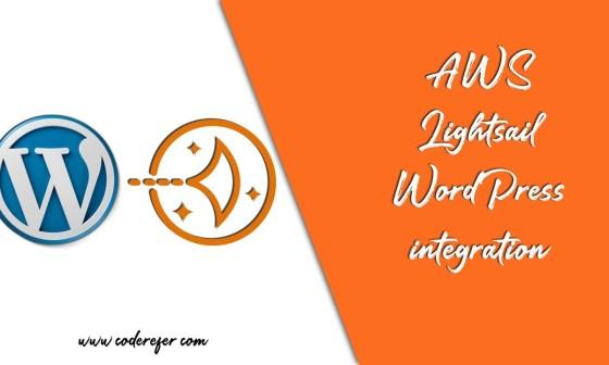 lightsail+wordpress