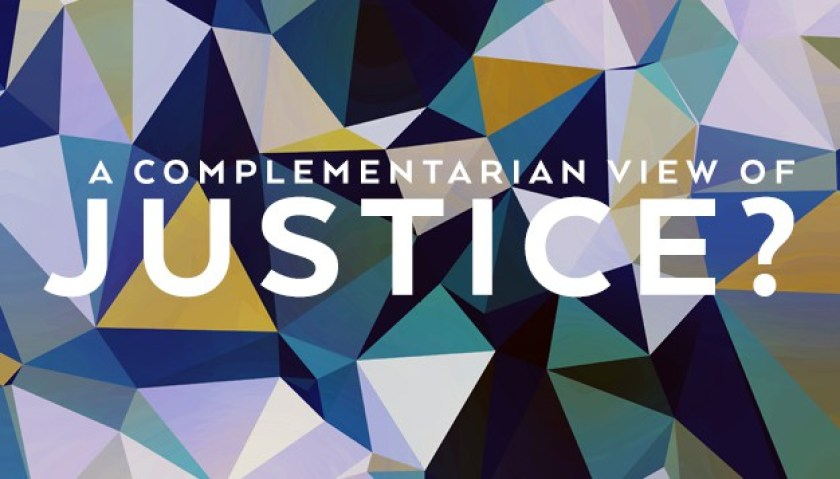 Complementarian-View-of-Justice