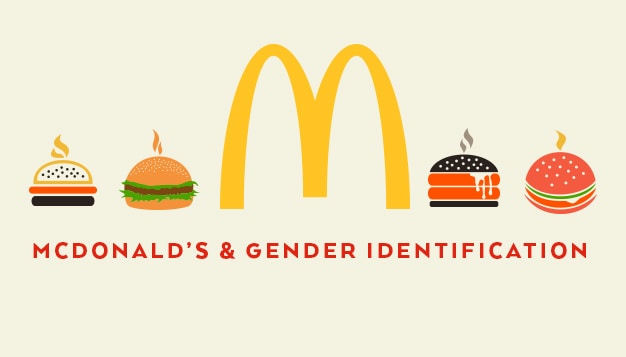 McDonald's-&-Gender-Identification