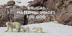 Biblical Maternal Images for God