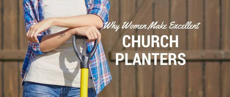 WOMEN CHURCH PLANTERS