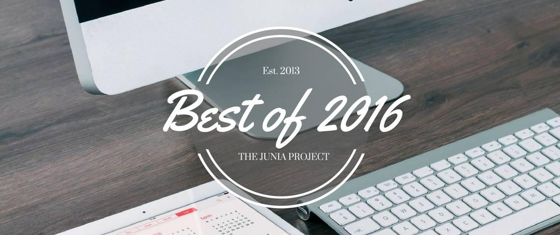 Top Ten Best of 2016