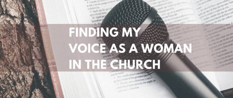 microphone on bible finding my voice