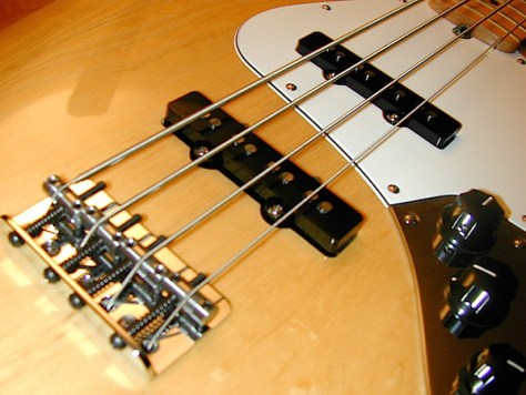 Fender Jazz Bass