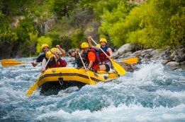 Rafting Río Chimehuin