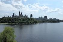 Ottawa River und Ottawa