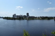 Ottawa River und Gatineau