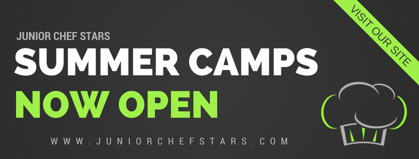 Summer Camps Now Open