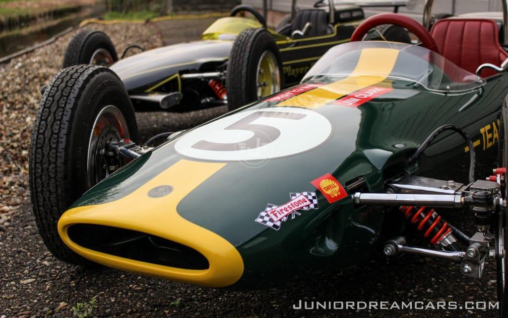 F1 type 49 Jim Clark