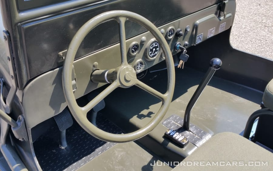 Willys MB Junior Jeep