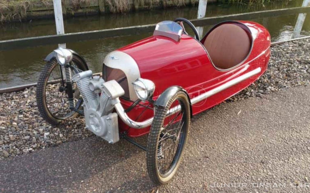 Morgan Supersport Junior Pedalcar