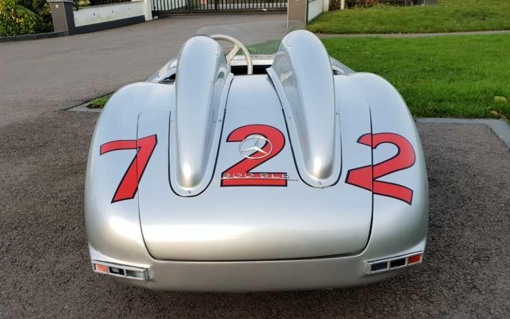 300SLR Stirling Moss